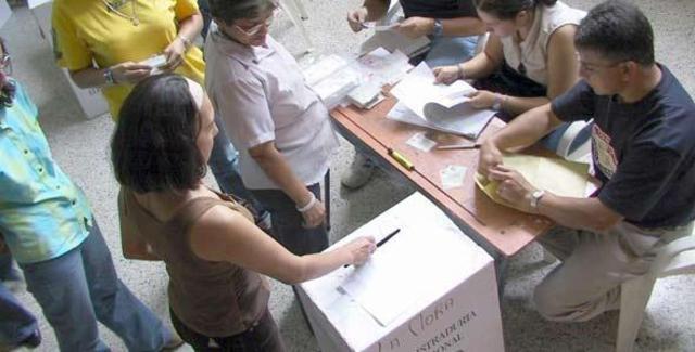 Hoy será radicada la reforma electoral, contiene las normas para los futuros comicios