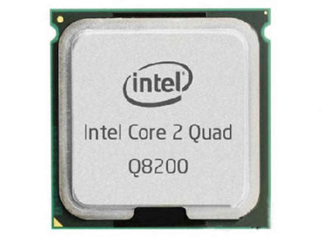 Microprocesador  Intel Core 2 Quad