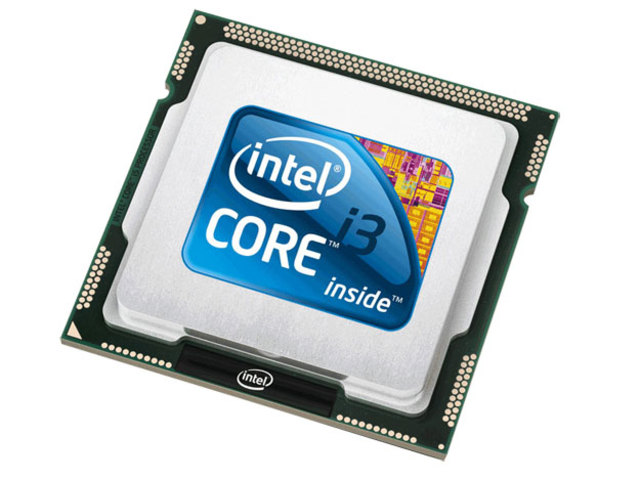 Microprocesadores intel core i3