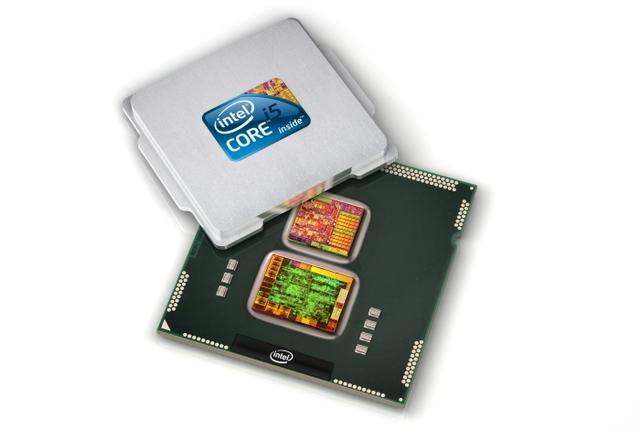 Microprocesadores intel core i5