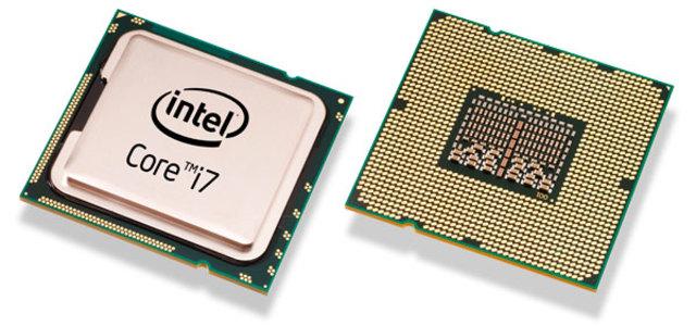 Microprocesadores intel core i7
