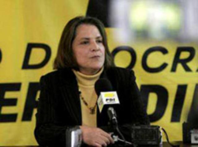 Ex secretaria de Gobierno de Bogotá Clara López Obregón fue absuelta por la Procuraduría