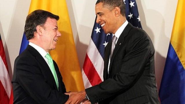 Encuentro con Obama 'servirá para afianzar alianza entre nuestros países', dijo Juan Manuel Santos