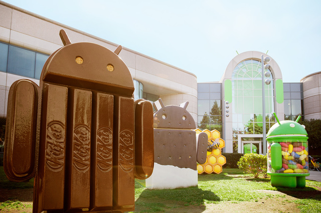 Android 4.4: KitKat