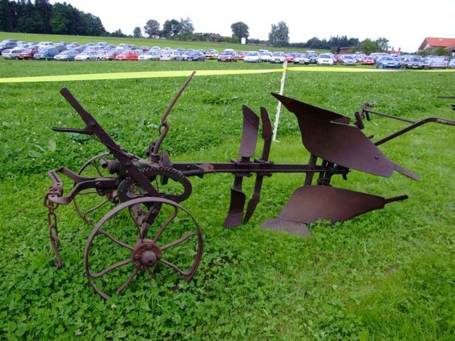 Invención del arado de acero
