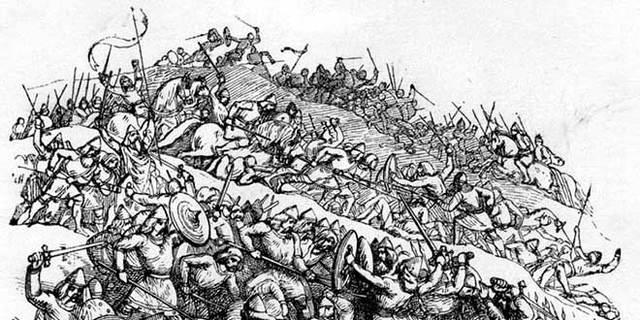 Primeras invasiones sajonas a Gran Bretaña