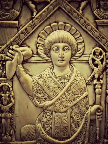 Muerte del Emperador Anastasio I