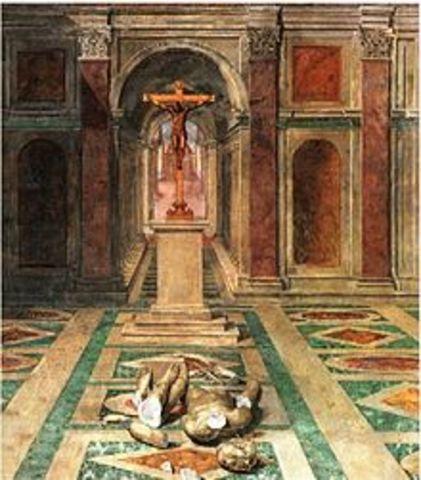 Persecución del Paganismo.