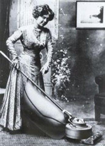 Invención del aspirador