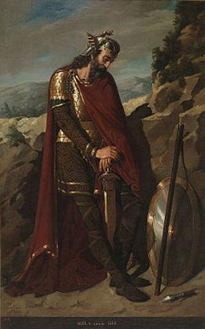 los visigodos establecen su capital definitivamente en Toledo