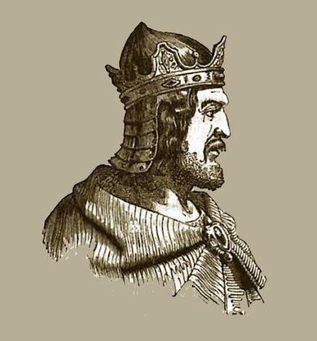 Muere en Toledo el rey Atanagildo: le sucede Liuva I.