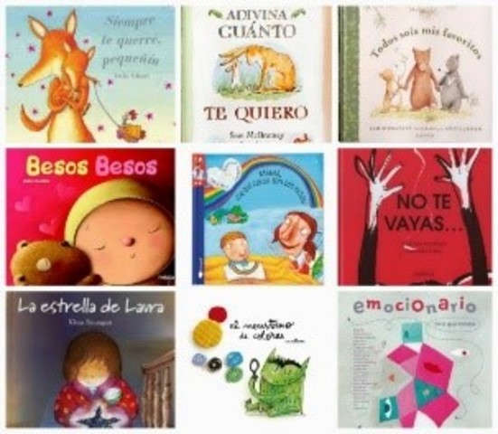 Uso de libros infantiles