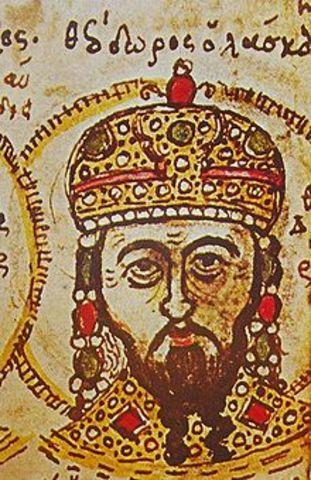 Contraofensiva bizantina contra los persas