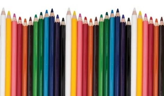Uso de los colores y el lápiz mas acentuadamente