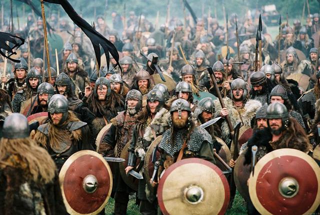 Invasiones contra Inglaterra.