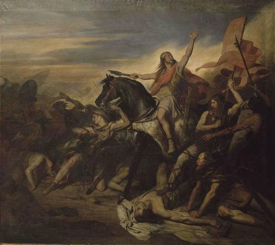 Batalla de Soissons.