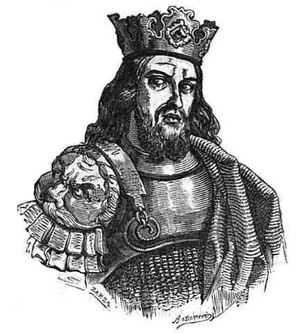Teodorico, vence a Odoacro.