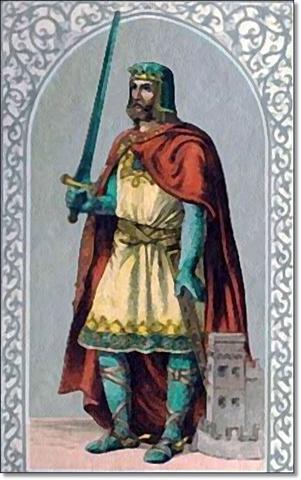 Enrique I de sajonia es elegido soberano de Alemania