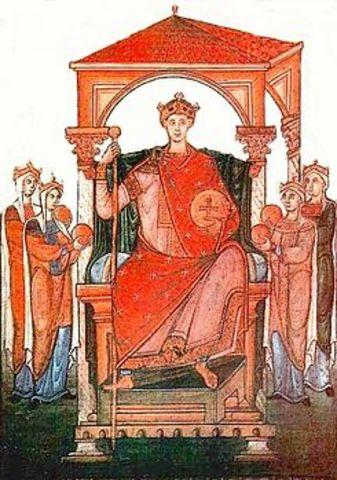 Muerte de Otón I