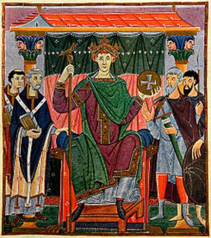 Muerte de Otón II