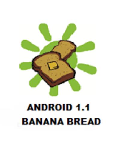 Android 1.1 Nivel de API 2 (Banana Bread)