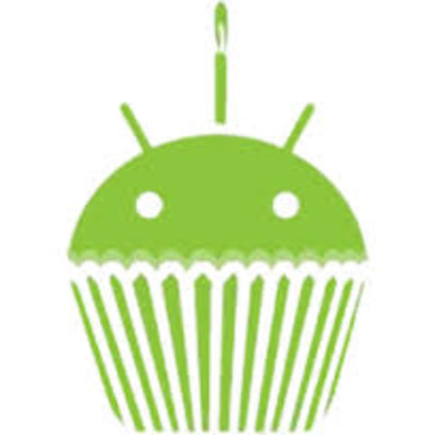 Android 1.5, Nivel de API 3 (Cupcake)
