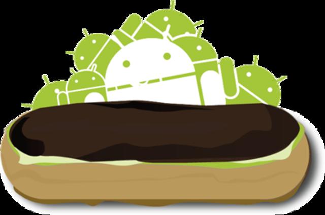 Android 2.0 Nivel de API 5 (Eclair)