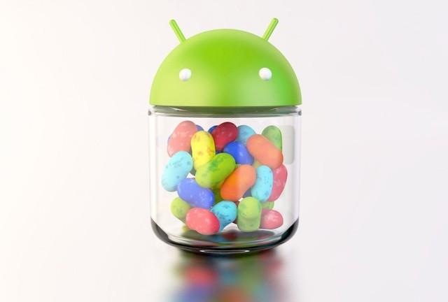 Android 4.1 - 4.3.1,Nivel de API 16-18 (Jelly Bean)