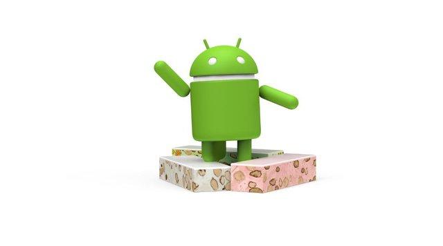 Android 7-7.1 Nivel de  API 24-25 (Nougat)