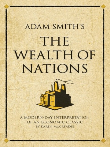 Adam Smith Publishes Wealth of Nations