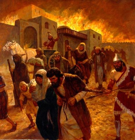 Conquering Israel