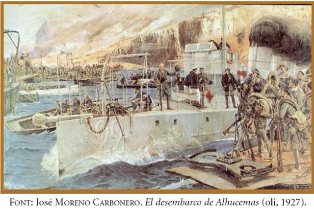Desembarcament d'Alhucemas