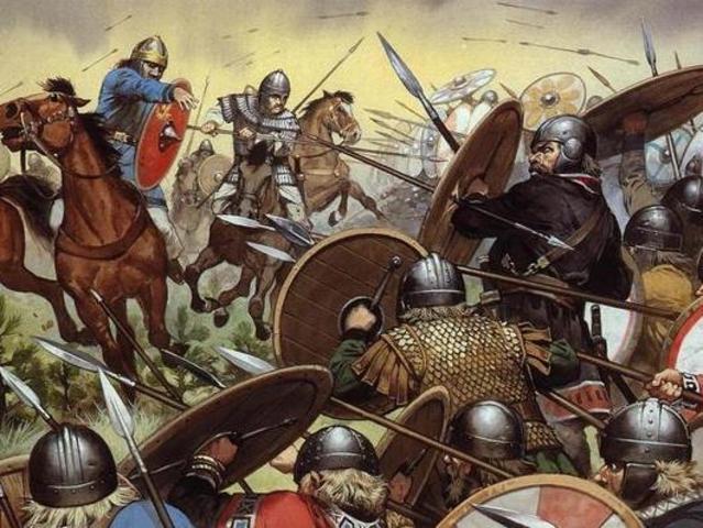 Conquista del reino de los vandalos