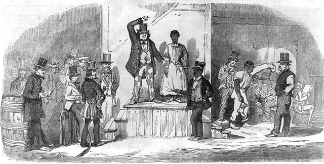 The first African Slaves arrive in Virginia