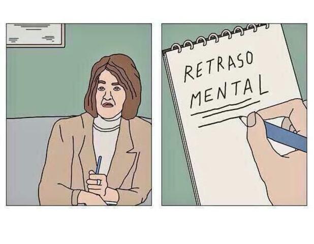 Anormalidades Mentales