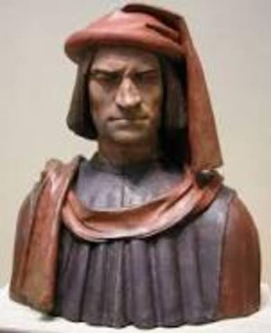 Lorenzo de' Medici(patron)
