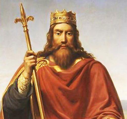Fundación de la Primera Dinastia de Reyes en Fracncia