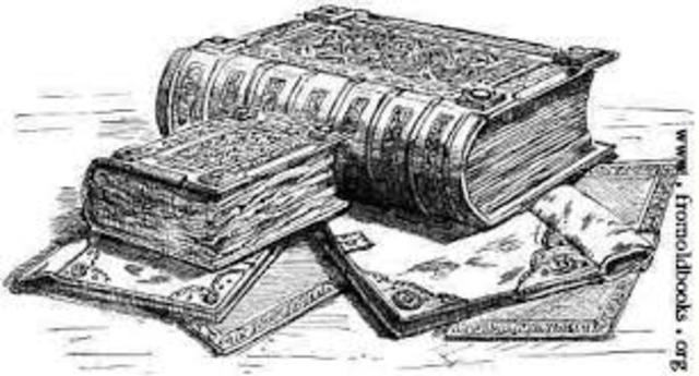 iniciará la catolización de Inglaterra e introducirá profundas reformas litúrgicas, entre ellas la sistematización de lo que en su homenaje se llamará canto gregoriano.