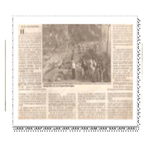 Primer periódico impreso