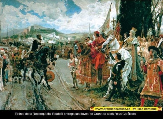 Batalla de Covadonga e inicio de la llamada Reconquista.