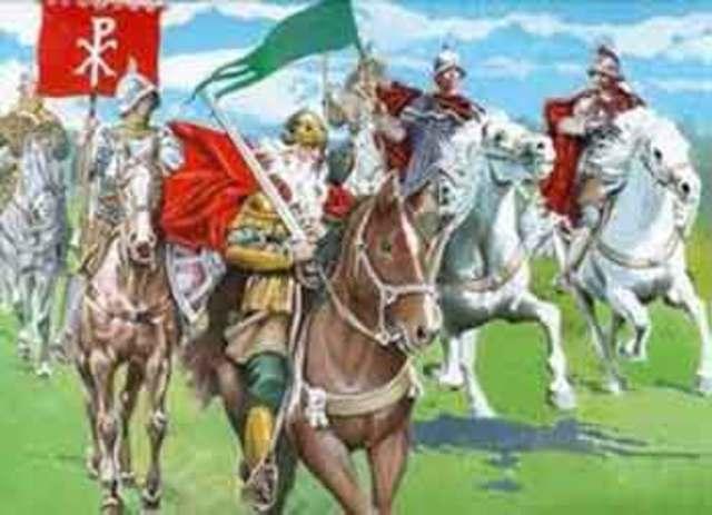 Invasión Lombarda en Italia