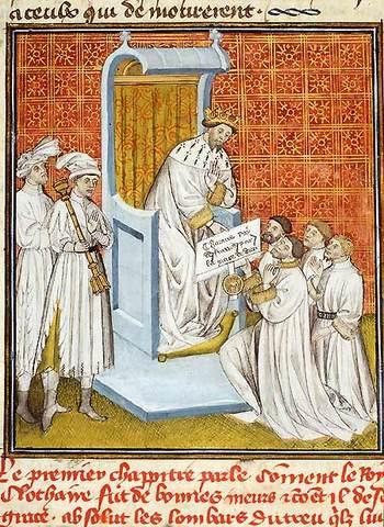 Clotario II reúne de nuevo los estados francos.