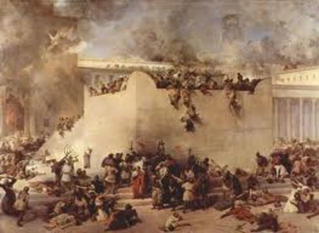 Saqueo de Marsella por los árabes.