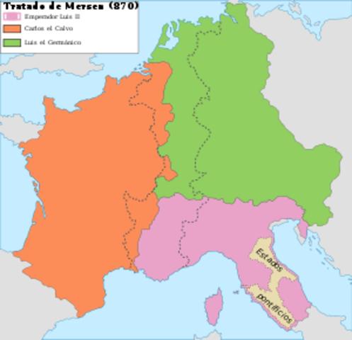 Tratado de Meersen.