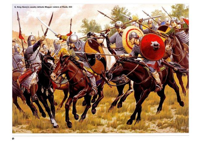 Fin de la dinastia Carolingia