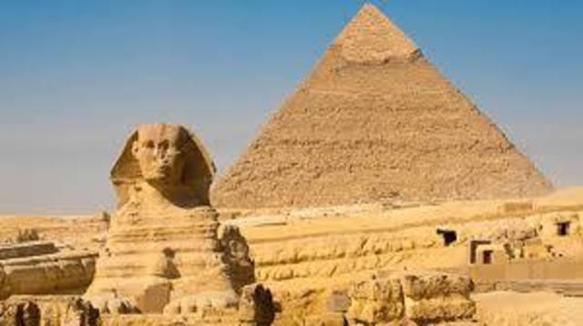 Ingeniería Egipcia - Pirámide de Guiza