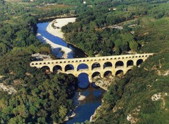 Ingeniería Romana - Construcción de Acueducto