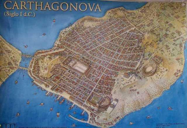 independencia de Bizancio y Conquista de Catago