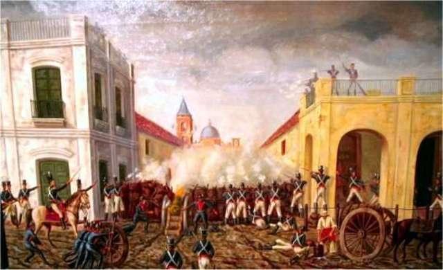 invasiones contra Inglaterra