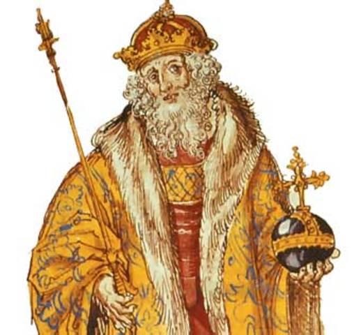 Segunda expedición de Otón III a Italia.